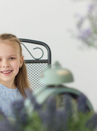 Photo of nice little girl Alesia